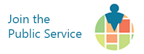 Join The Public Service Logo